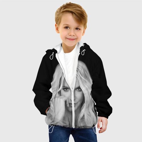 Детская куртка 3D Бритни Спирс Фото 01
