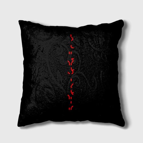 Подушка 3D  Фото 02, Хищник