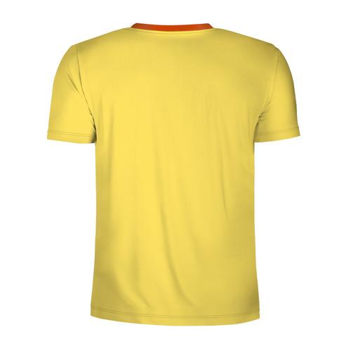 Мужская футболка 3D спортивная Пика-пика! Фото 01
