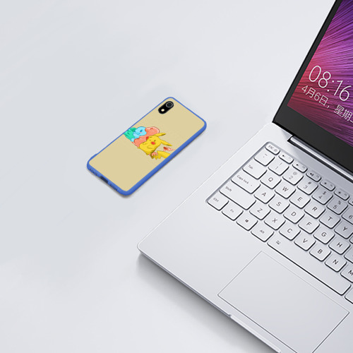 Чехол для Xiaomi Redmi Mi 7A Покемоны Фото 01