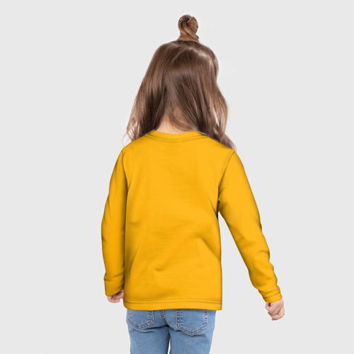 Детский лонгслив 3D Уставший Пикачу Фото 01