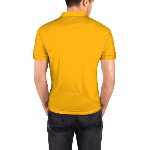Мужская рубашка поло 3D  Фото 04, Уставший Пикачу
