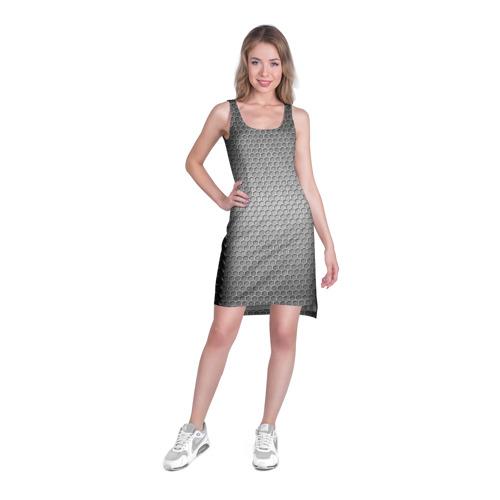 Платье-майка 3D  Фото 03, Кольчужка