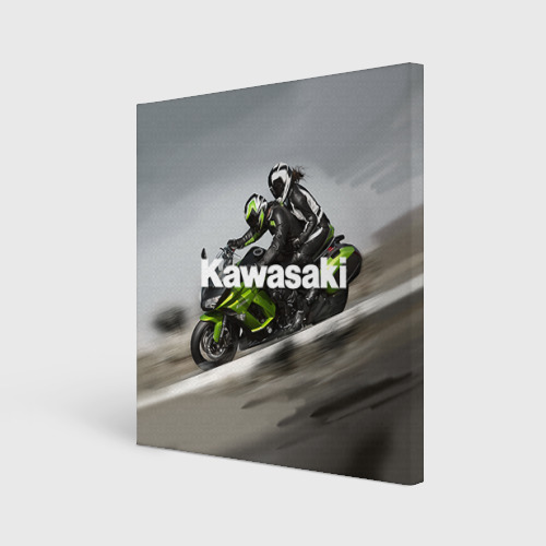 Kawasaky. Rapid couple