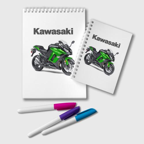 Блокнот Kawasaky Ninja 1000 Фото 01