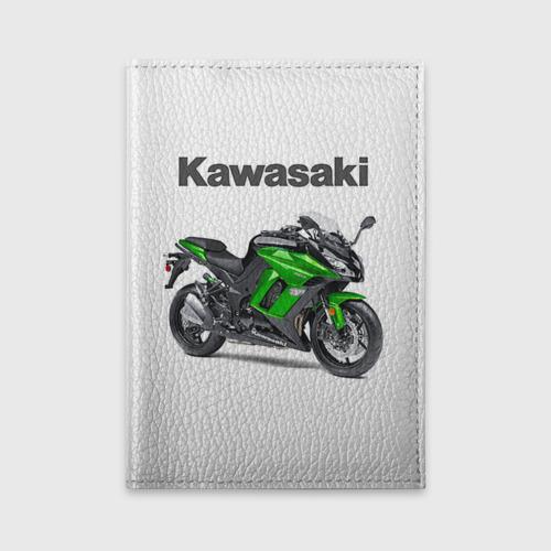 Обложка для автодокументов Kawasaky Ninja 1000 Фото 01