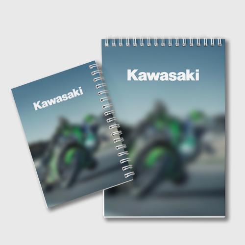Блокнот Kawasaky sport Фото 01