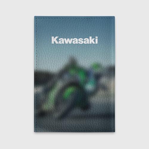 Обложка для автодокументов Kawasaky sport Фото 01