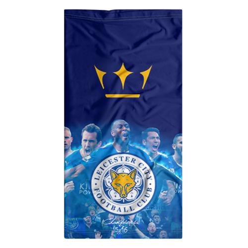 Бандана-труба 3D  Фото 07, FC Leicester. Vardi