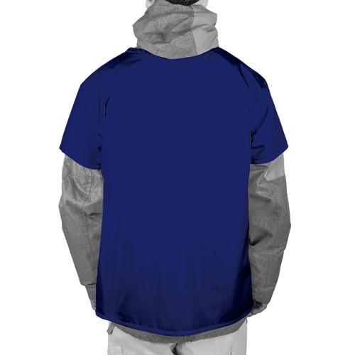 Накидка на куртку 3D  Фото 02, FC Leicester. Vardi