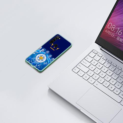 Чехол для Xiaomi Redmi Note 8 FC Leicester. Vardi Фото 01