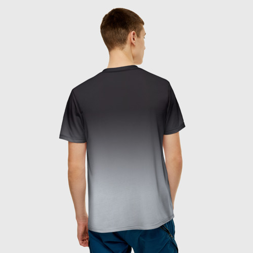 Мужская футболка 3D  Фото 02, Aprilia RST