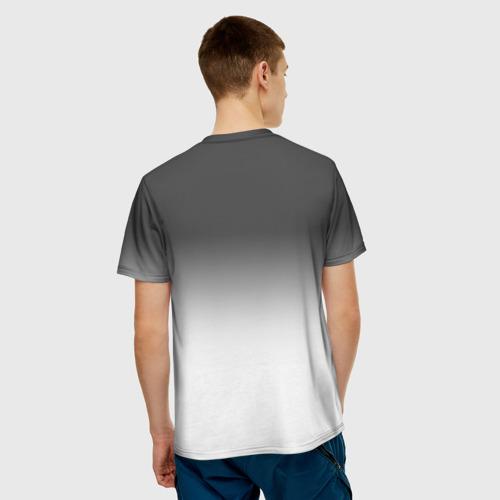 Мужская футболка 3D  Фото 02, Aprilia 750CR