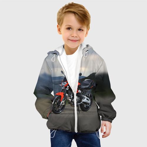 Детская куртка 3D  Фото 03, Aprilia
