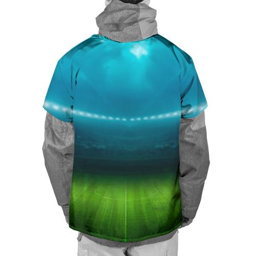 Накидка на куртку 3D  Фото 02, FC Leicester
