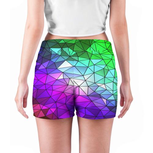 Женские шорты 3D  Фото 04, Стекло мозаики