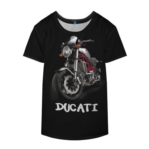 Накидка на куртку 3D  Фото 04, Ducati