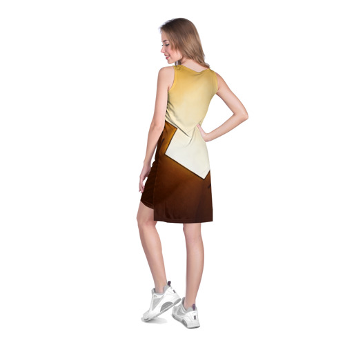 Платье-майка 3D  Фото 04, Небоскрёб