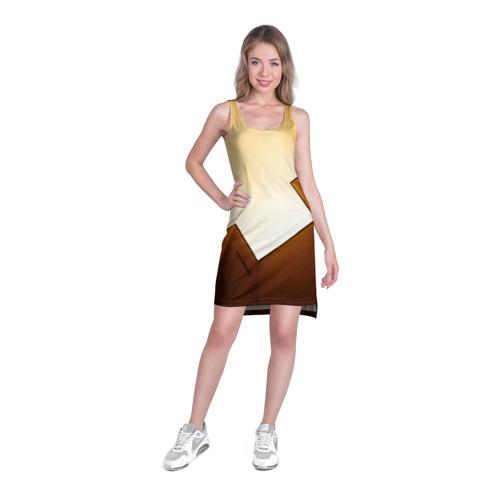 Платье-майка 3D  Фото 03, Небоскрёб