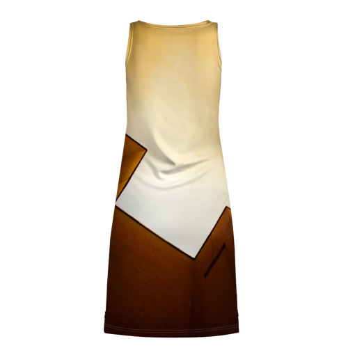 Платье-майка 3D  Фото 02, Небоскрёб