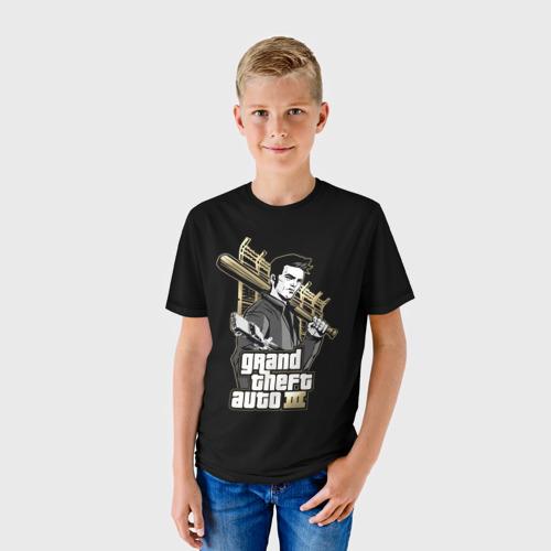 Детская футболка 3D  Фото 01, GTA 3