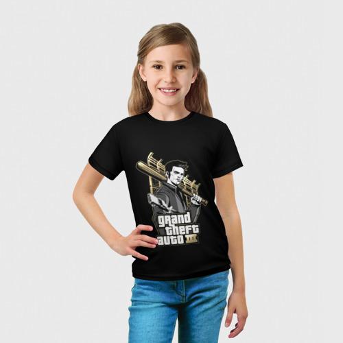 Детская футболка 3D  Фото 03, GTA 3