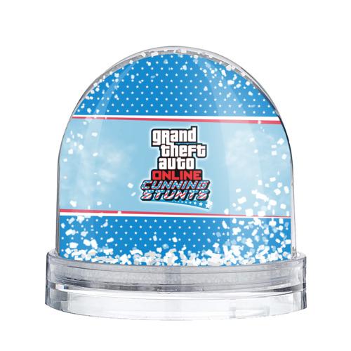 Водяной шар со снегом  Фото 02, GTA 5 online