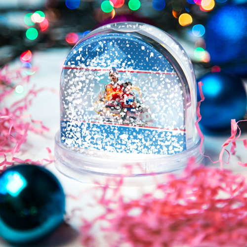 Водяной шар со снегом  Фото 04, GTA 5 online