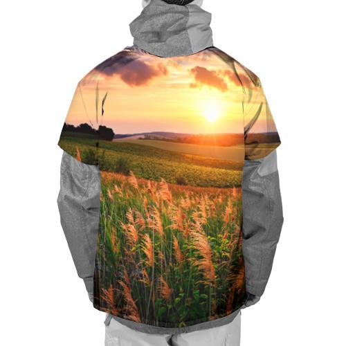 Накидка на куртку 3D  Фото 02, Родные просторы