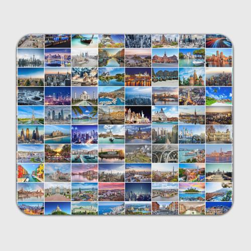 Коврик прямоугольный  Фото 01, Страны мира