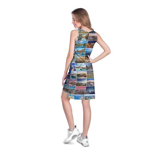 Платье-майка 3D  Фото 04, Знатный турист