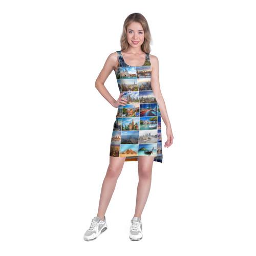 Платье-майка 3D  Фото 03, Знатный турист