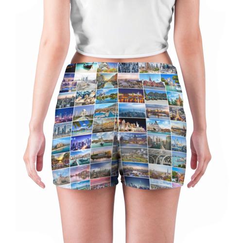 Женские шорты 3D  Фото 04, Знатный турист