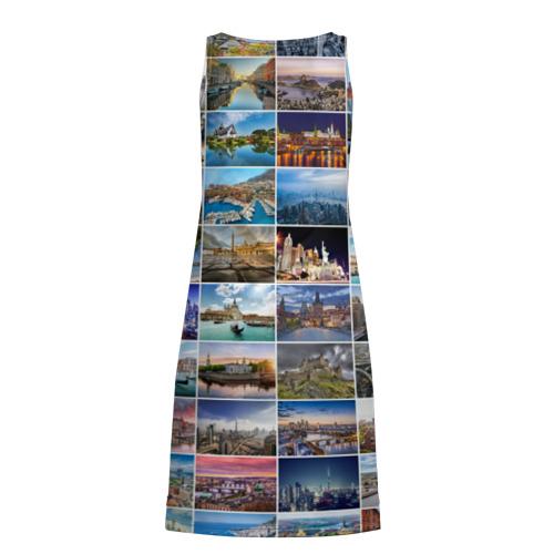 Платье-майка 3D  Фото 02, Знатный турист