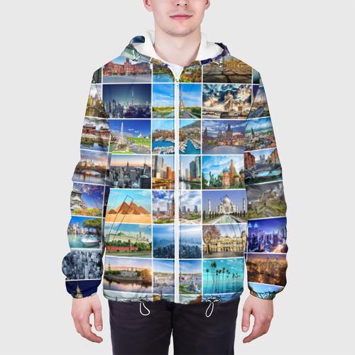 Мужская куртка 3D  Фото 04, Достопримечательности планеты