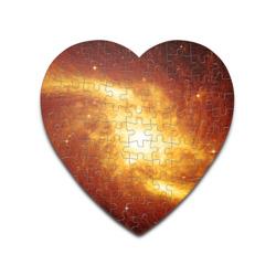 Огненная галактика