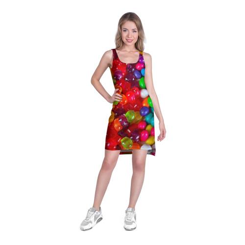 Платье-майка 3D  Фото 03, Вкусняшки