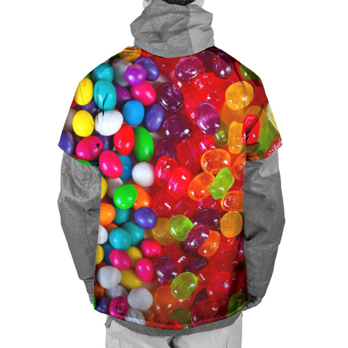Накидка на куртку 3D  Фото 02, Вкусняшки