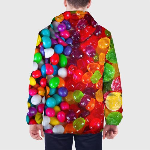 Мужская куртка 3D  Фото 05, Вкусняшки