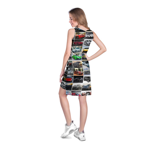 Платье-майка 3D  Фото 04, Лучшие авто