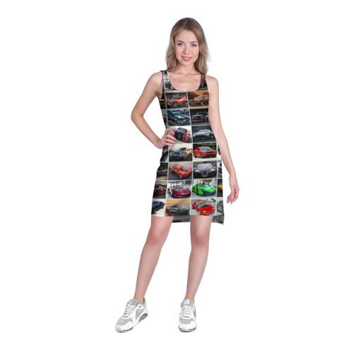Платье-майка 3D  Фото 03, Лучшие авто