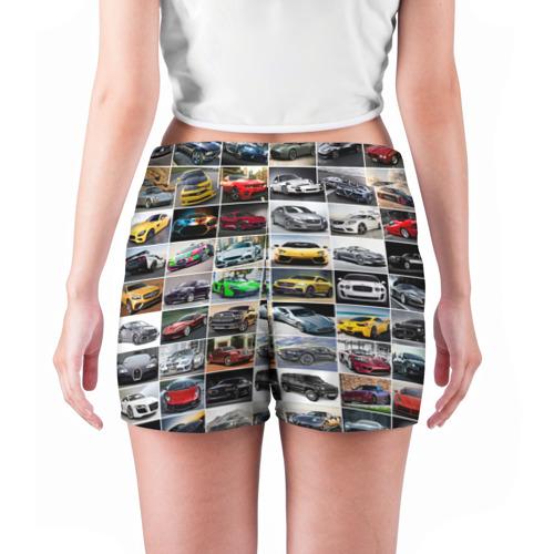 Женские шорты 3D  Фото 04, Лучшие авто