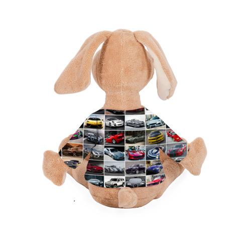 Собачка в футболке  Фото 02, Мощные тачки
