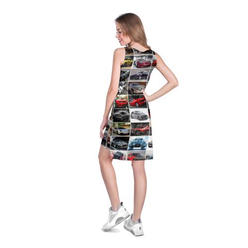 Платье-майка 3D  Фото 04, Элитные авто