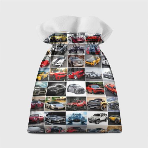 Подарочный 3D мешок  Фото 02, Элитные авто