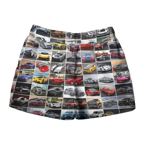 Женские шорты 3D  Фото 02, Элитные авто