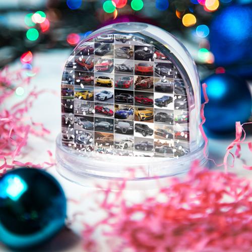 Водяной шар со снегом  Фото 03, Элитные авто