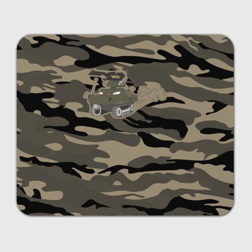 Коврик для мышки прямоугольный  Фото 01, Танк