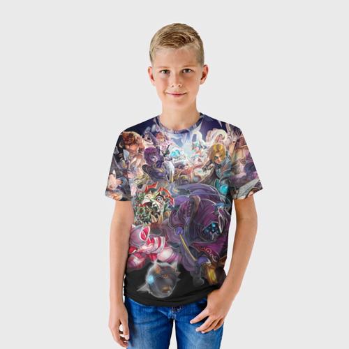 Детская футболка 3D League Of Legends Фото 01