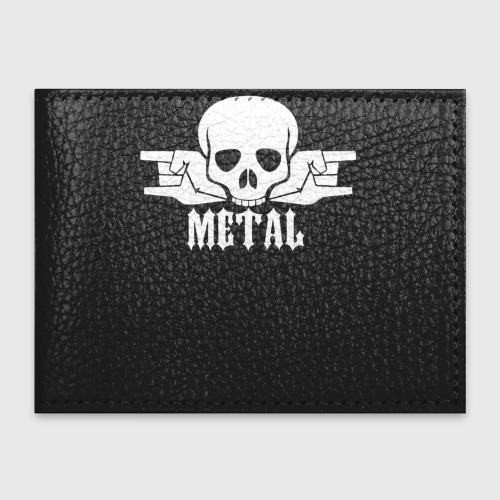 Обложка для студенческого билета  Фото 01, Metal